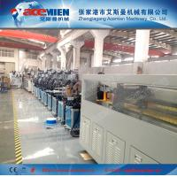 Wholesale Plastic PVC imitation marble profile extrusion machines line from china suppliers