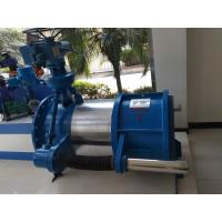 Quality cone valve with electric actuator and hydraulic control for sale