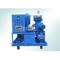 Wholesale Automatic Centrifugal Lube Oil Purifier , Turbine Oil Purifier Machine from china suppliers