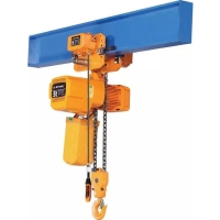 Wholesale Light Duty 7.2m/Min 10 Ton Pulley Sparking Chain Hoist from china suppliers