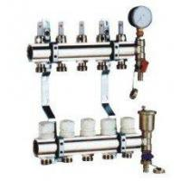 Wholesale DZR Brass Heating Manifolds(Manifolds for Underfloor Heating from china suppliers