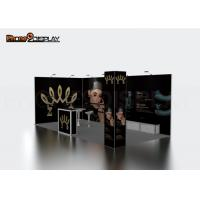 Wholesale Fashion Innovative Trade Show Booths 10*20 , Portable Custom Exhibit Booths from china suppliers