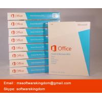 Microsoft office 2013 hb home and business fpp and oem - Windows office home and business 2013 ...