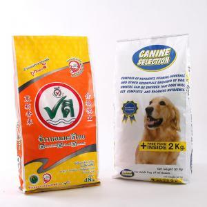 Durable Biaxially Oriented Polypropylene Bags , Woven Polypropylene Super Sacks Bags
