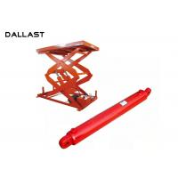 Wholesale Ultra Thin Scissor Lift Standard Compact Hydraulic Hoist Cylinder with CE ISO9001 from china suppliers