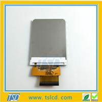 2.4 inch QVGA 240x320 color TFT lcd  module ZIF FPC connctor with resistive touch