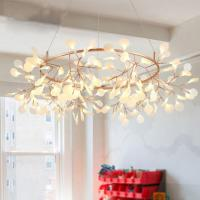 Quality Art decorative hanging modern led ceiling lighting chandelier for home for sale