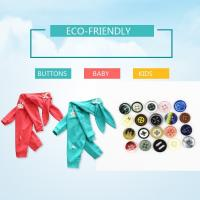 Wholesale Customizable Eco - Friendly Bulk Buttons For Baby Clothing from china suppliers