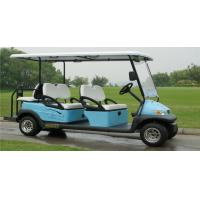 Wholesale Electric Vehicle 6 Seater Golf Cart , Multi Passenger Golf Carts For Club from china suppliers
