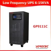 Wholesale Single / 3 Phase Uninterrupted Power Supply Low Frequency with Large LCD Display from china suppliers