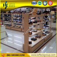 Custom Wooden Material Shoe Retail Store Furniture Display In High Quality Of Item 104152730
