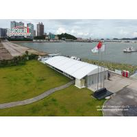 China Glass Wall Dome Tent Structure for Golf Game Lounge arcum tents liri tents on sale