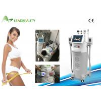 Wholesale Advanced Non-invasive Stationary Cryolipolysis fat freeze 5 treatment handles machine for salon use from china suppliers