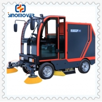 Wholesale ISO90001 10km/H 16500sqm/H Road Sweeper Machine from china suppliers