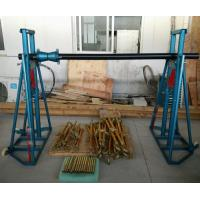 Wholesale Easy Moving Cable Drum Stand / Elevator , Cable Jack Stand 5 - 20 Ton from china suppliers