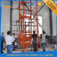 Wholesale Warehouse Vertical Hydraulic Elevator Lift from china suppliers