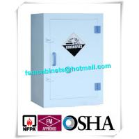 Wholesale PP Acid Corrosive Safety Storage Cabinets , PP Hazardous Storage Cabinets for Corrosive from china suppliers