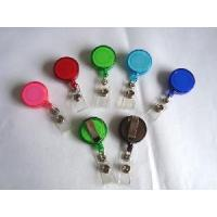 Buy cheap Retractable Badge Reel from wholesalers