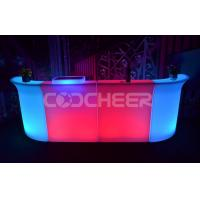 Wholesale Commercial led bar counter Rechargeable LED Furniture remote control from china suppliers