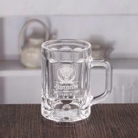 Buy cheap Wholesale 4 oz mini beer glasses customize beer mug with logo from wholesalers