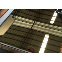 China 441 Black Mirror Finish 2mm Stainless Steel Sheet For Restaurant Appliances on sale