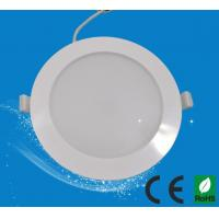 Flat Kitchen Ceiling Lights: IP54 Ultra Thin Round LED Flat Panel Light Ceiling