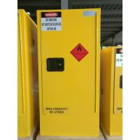 Wholesale Flammable Safety Cabinets , Fireproof storage cabinets for Chemical Liquid from china suppliers