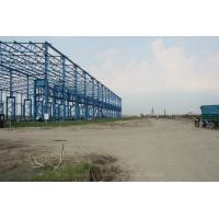 Wholesale Light Steel Building Material Construction Steel Structure Workshop With Overhead Crane from china suppliers