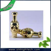 Wholesale New Design Colorful SKULL 510 Drip Tips for DCT and vivi nova from china suppliers