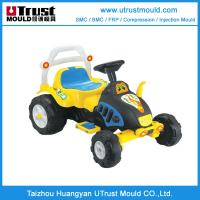 Wholesale plastic ride-on cart injection mould from china suppliers