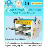 Wholesale Safe Operation Corrugated Sheet Making Machine Electric Mill Roll Stand / Sheet Cutter from china suppliers