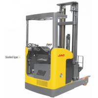 Wholesale Narrow Aisle Reach Truck Forklift 1.5 Ton Seated Type For Warehouses / Supermarkets from china suppliers