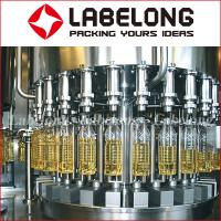 Buy cheap Rotary Oil Bottling Machine 304 Stainless Steel 220V / 380V Voltage Vacuum from wholesalers