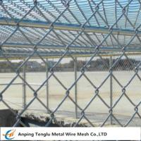 Wholesale Galvanized Chain Link Fence |Woven or Welded by Galvanized Low Carbon Steel Wire from china suppliers