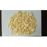 Wholesale wholesale Dehydrated/dried garlic flakes with root from china suppliers