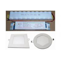 Wholesale 2700-6500K 1200-1300Lm Emergency LED Panel Light , led circular panel lights from china suppliers