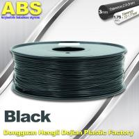 Wholesale Black 1.75mm /3.0mm 3D Printer Filament 3D Printer Consumables ABS Filament from china suppliers