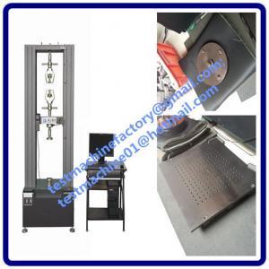 China 30kn universal tensile testing machine for car interior sponge on sale