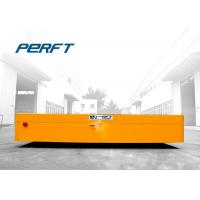 Wholesale heavy duty material handling trackless transfer flat cart used in warehouse from china suppliers