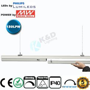 5ft 70W Linkable LED Linear Lighting High CRI IP54 LED Linear Fixture