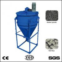 China Fluff Fiber Separator Machine High Output Air Cycle Automatic System on sale