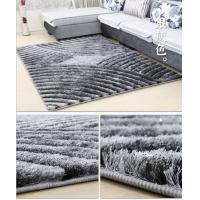 SHIMAX 5D Popular/Modern Polyester Shaggy Carpet for Living Room