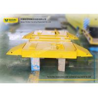 Wholesale Anti Rust Solid Tyre Heavy Duty Equipment Trailers / 5 Ton Trailer Two Layers Paint from china suppliers