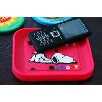 Buy cheap Personalised Soft PVC Coin Tray Durable Plastic Tray With Cartoon from wholesalers