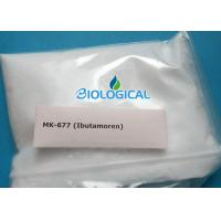 Wholesale Mk-677 SARMS Anabolic Steroids White Ibutamoren Sarms CAS 159752-10-0 Weight Lose Powder from china suppliers
