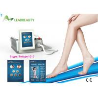 Wholesale New Products 808nm Diode Laser Hair Removal Machine with Sapphire from china suppliers