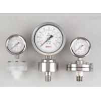 Wholesale (Screw Type)Diaphragm Pressure Gauge from china suppliers