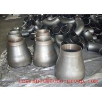 China ASME B16.9 Butt Weld Pipe Fitting Seamless Eccentric Reducer on sale
