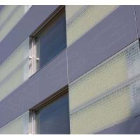 Buy cheap Ceramic  Fritted Tempered Glass from Wholesalers