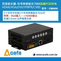 Buy cheap Multi Converter Single and Mirror Scaler and Support Audio De-Embedded And from wholesalers